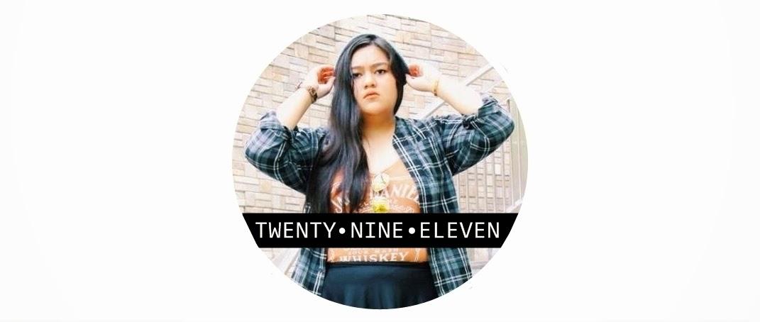 Twenty Nine Eleven