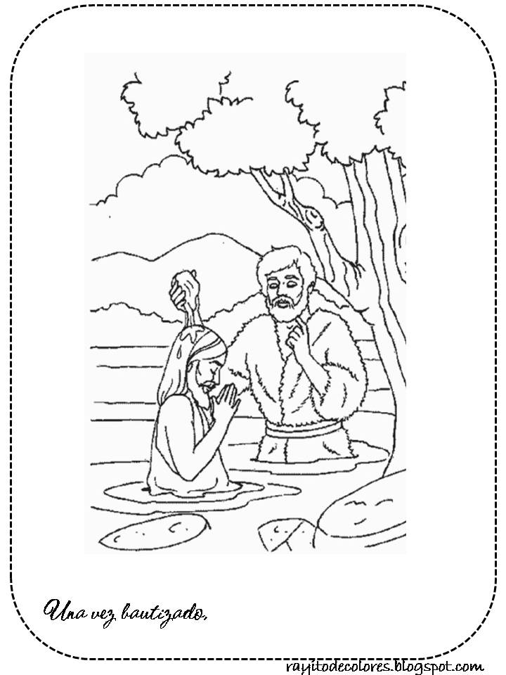 Compartiendo por amor: Bautismo Jesús