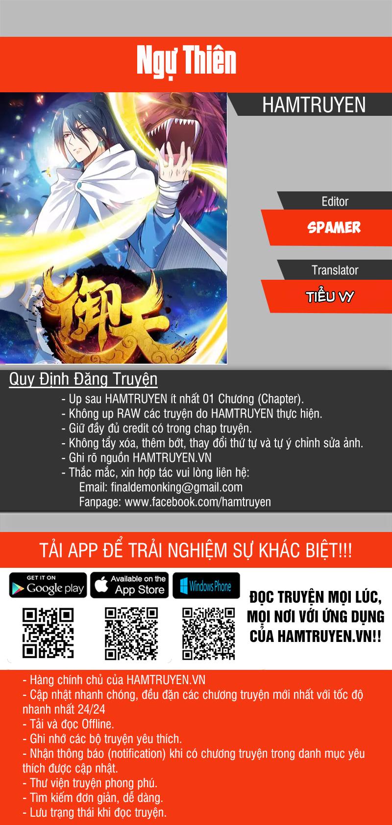 Ngự Thiên Chap 62 page 1