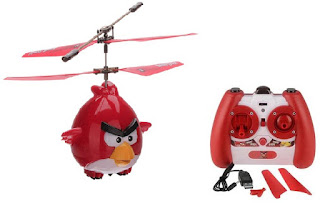 Remote Control Helikopter Angry Birds