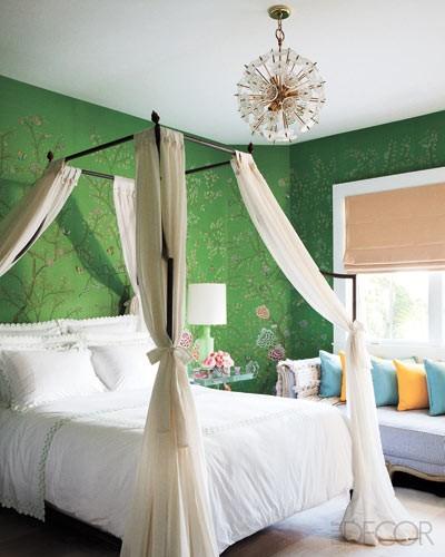 desain keren kamar tidur anak dengan warna putih biru dan