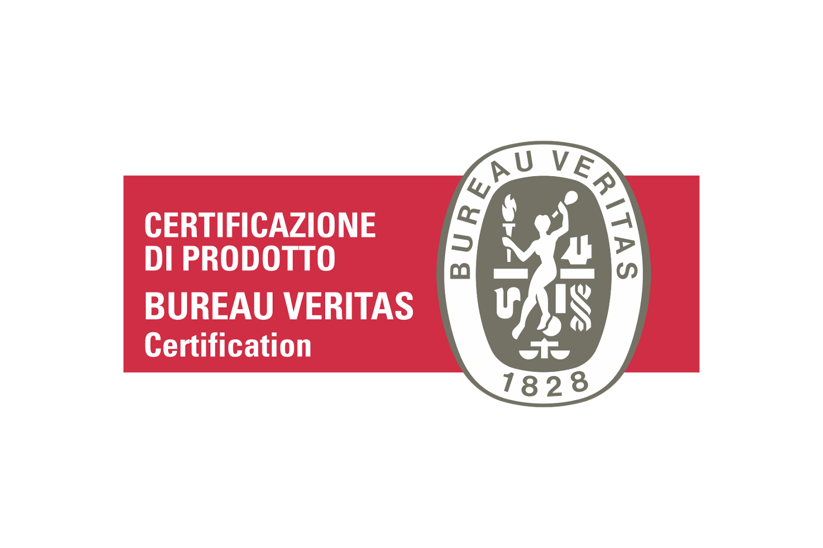 Bureau veritas certification logo for Bureau veritas