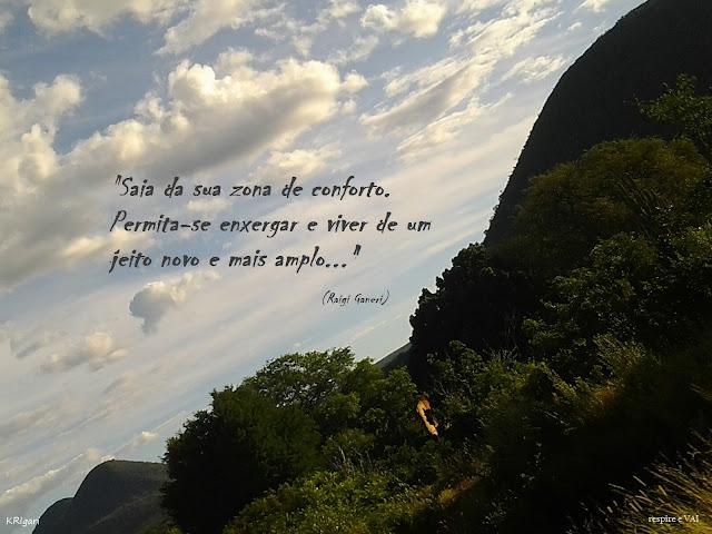 Foto particular - KRI: foto tirada na estrada da Bahia