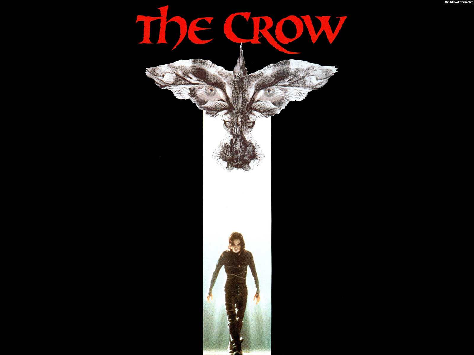 The Crow - Brandon Lee: novembre 2012