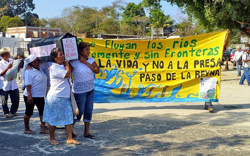"""COPUDEVER conmemora ocho años """"defendiendo la vida y el territorio"""" (video)"""
