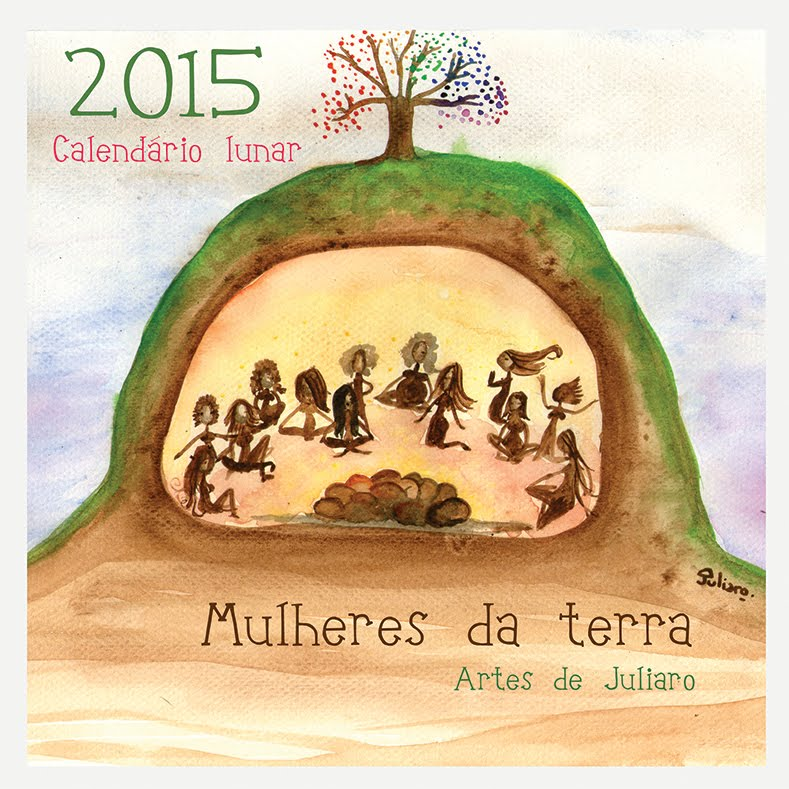Capa calendário 2015