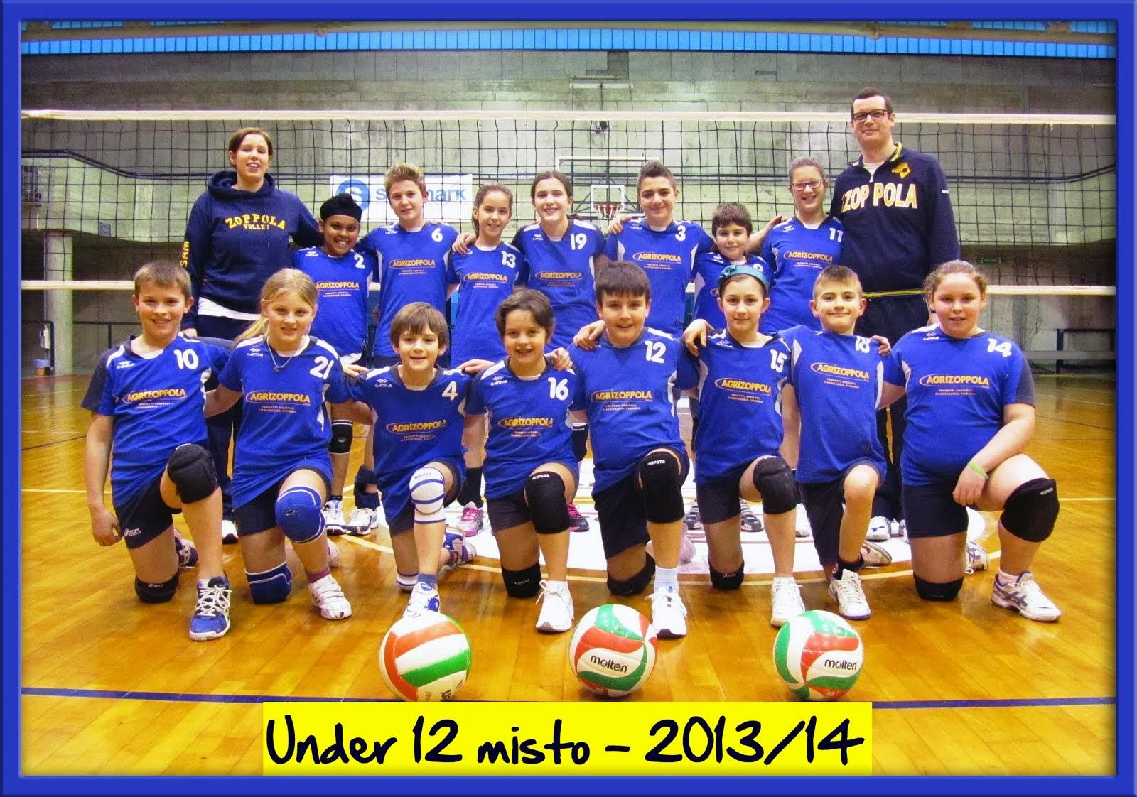 UNDER 12 MISTO - 2013/14