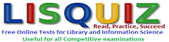 Lisquiz- Librarians Learning Portal