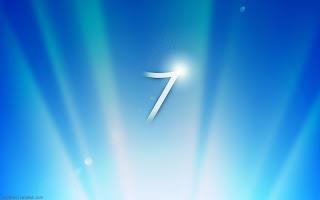 Windows7 blue