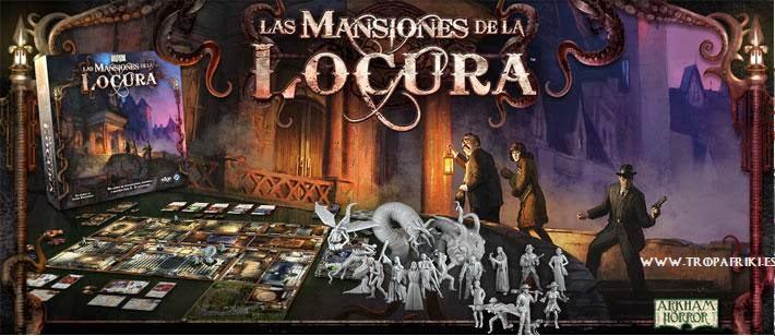 Las Mansiones de la Locura 78,25€