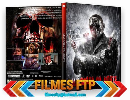 Máscara da Morte 2014 DVD-R AUTORADO