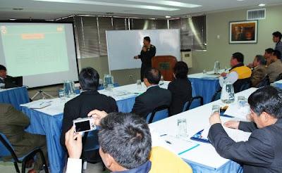 Comité Regional de Seguridad Ciudadana de Cajamarca celebró su primera reunión.