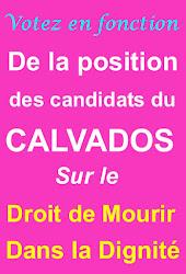 La position des candidats