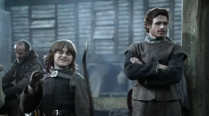 A game of screenshots game of thrones season 1 ep 1 part 2 a nice day for a slight beheading - Game of thrones 21 9 ...