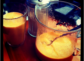 Power juice with Maca, by daninofal / Dani Nofal, on Flickr