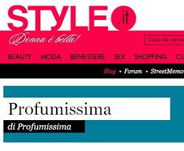 Profumissima è anche su Style.it!
