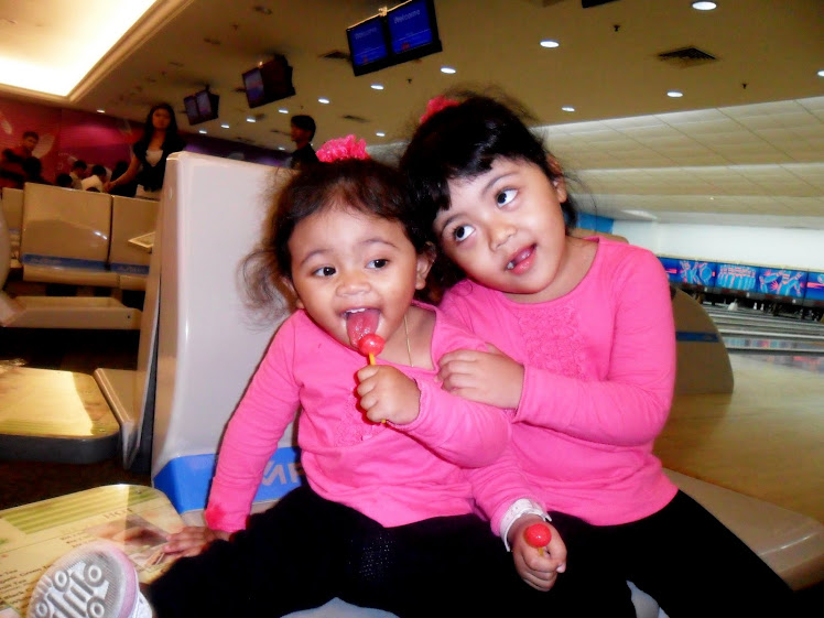 My darling...! Damia & Danisha