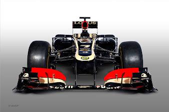 #3 Lotus F1 2013 Wallpaper