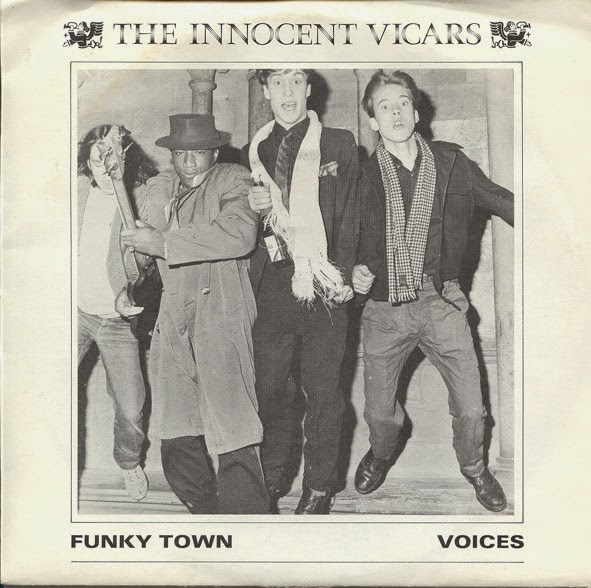 Innocent Vicars Funky Town