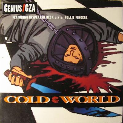GZA – Cold World (CDS) (1995) (320 kbps)