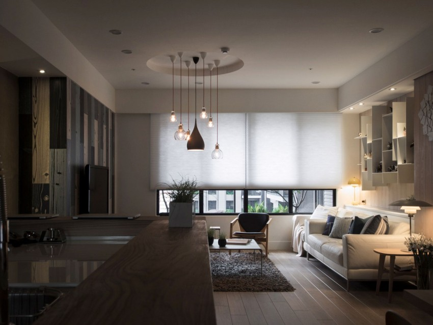 Parole di case: una planimetria che sorprende # home in taiwan