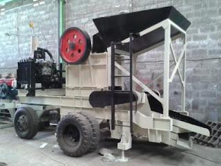 Mesin Stone Crusher