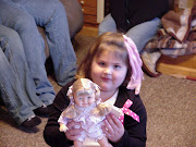 She's 8 now but she still loves to play with baby dolls and that is what she . (new doll)
