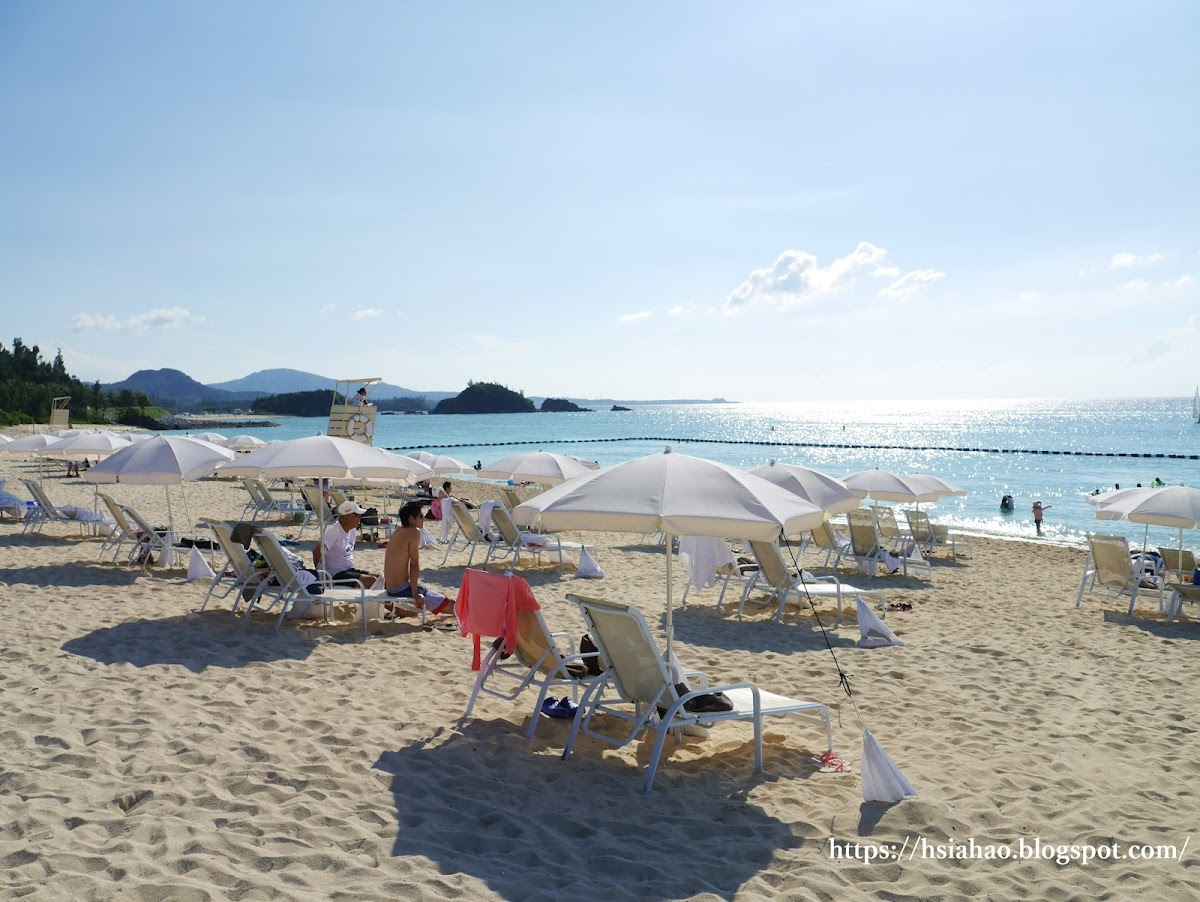 沖繩-海灘-推薦-景點-部瀨名海中公園-ブセナ海中公園-自由行-旅遊-Okinawa-busena-park-beach