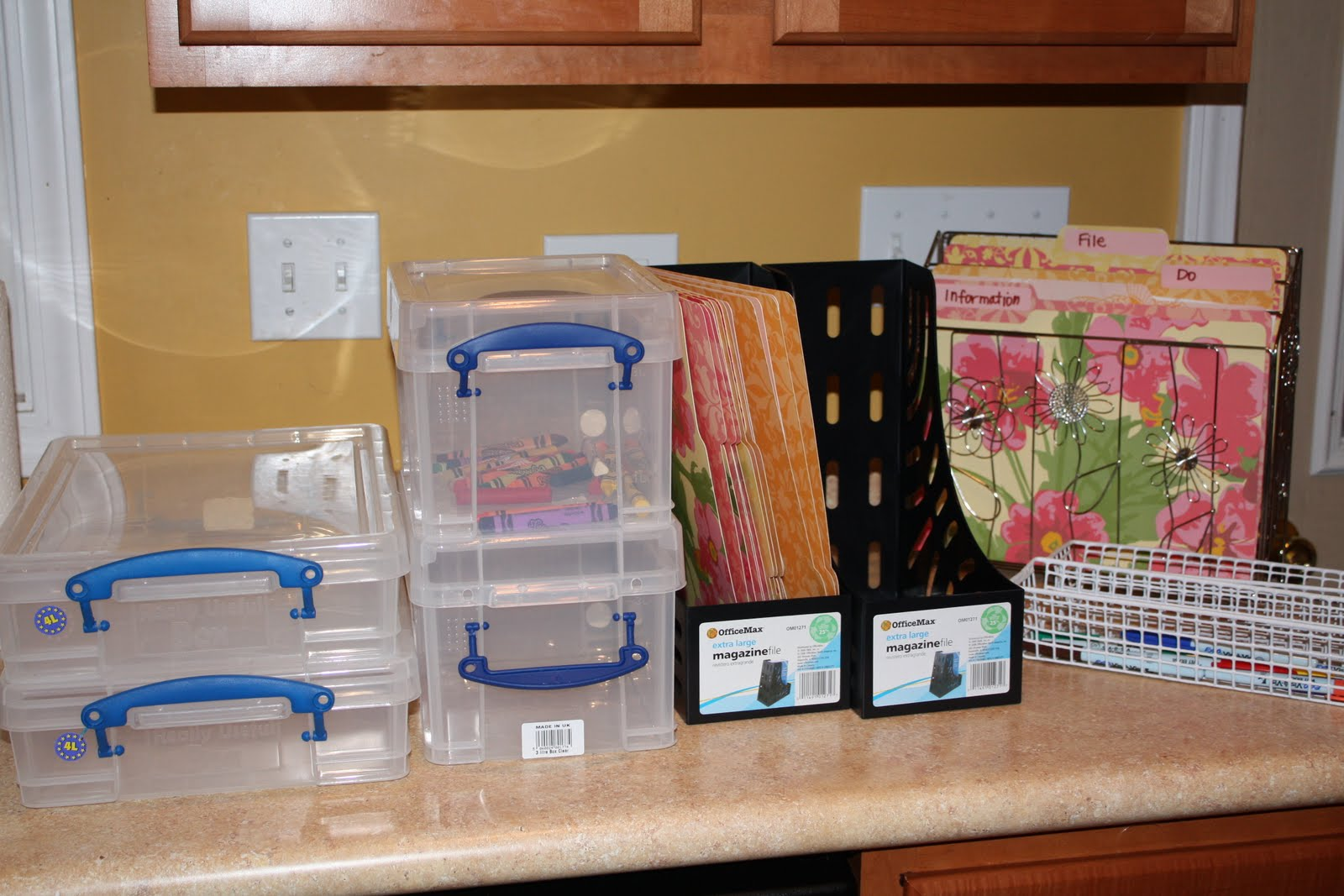 Kitchen Office Organization Operation Organization Professional Organizer Peachtree City