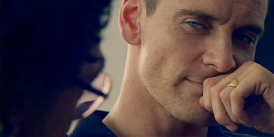 Who? Me? Sexy?....We give you Michael Fassbender
