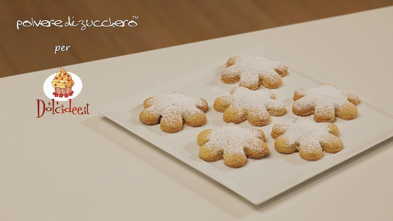 videoricetta tutorial videotutorial polvere di zucchero dolcidee