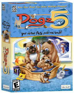 Dogz 5 Free PC Game Download Mediafire mf-pcgame.org