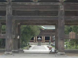建長寺山門(三門)
