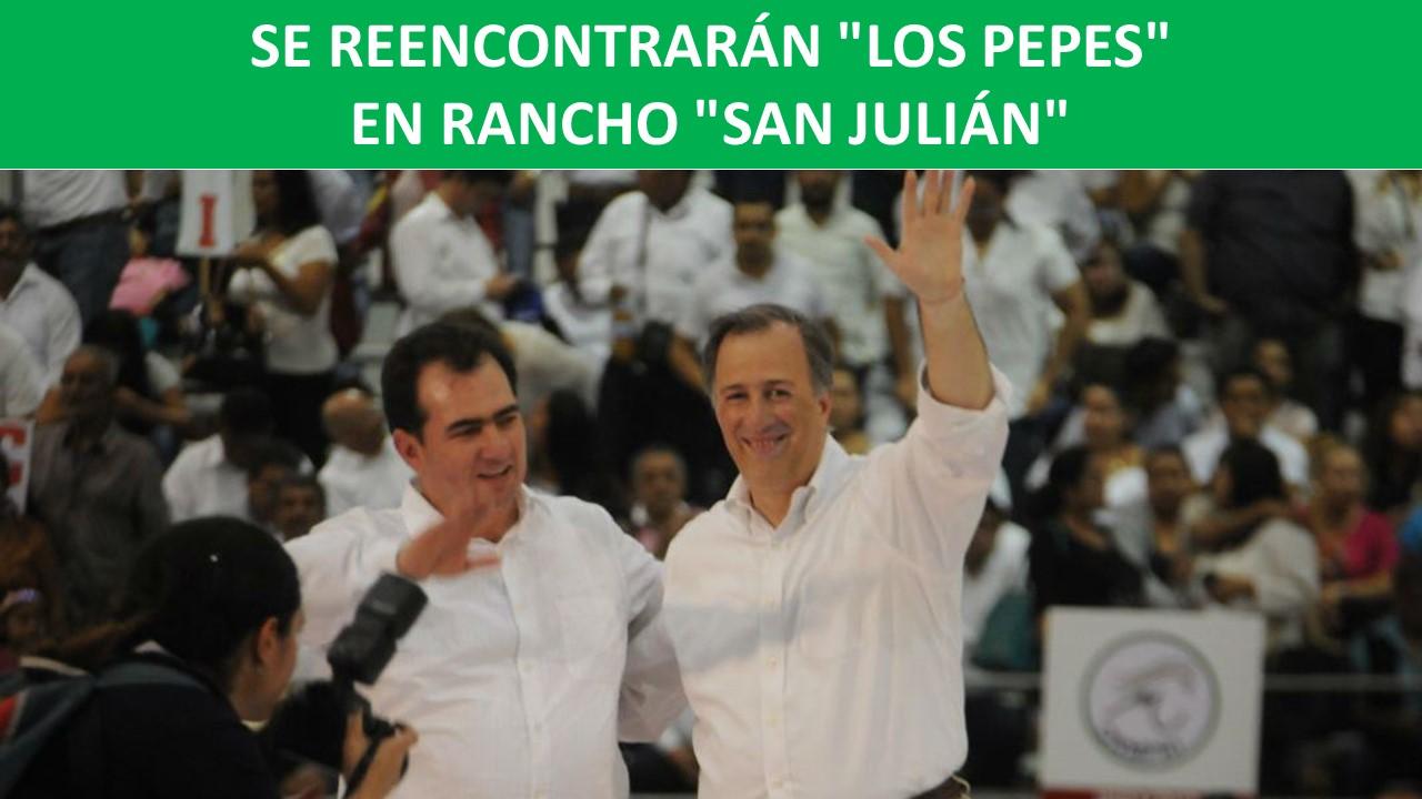 "EN RANCHO ""SAN JULIÁN"""