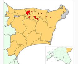 деление Кохтла-Ярве