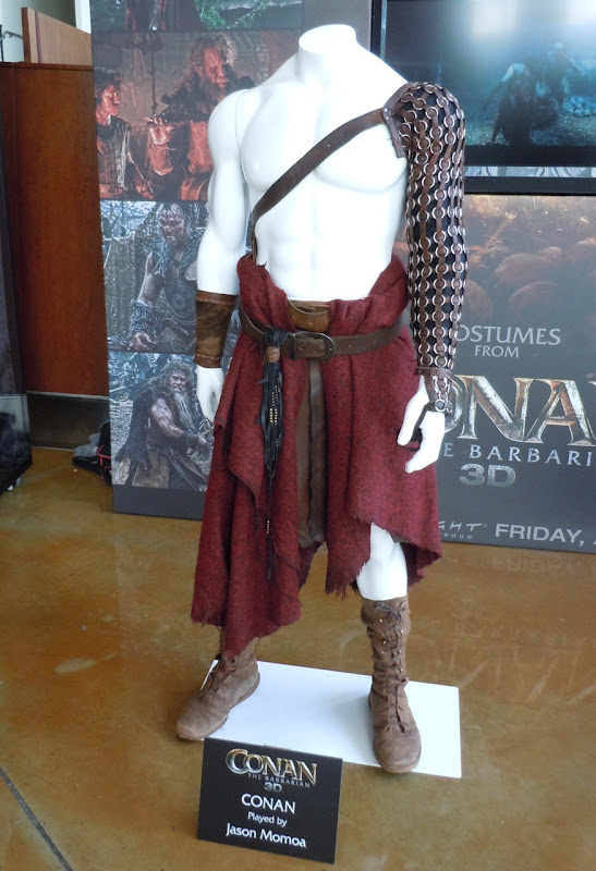 Jason Momoa Conan the Barbarian costume