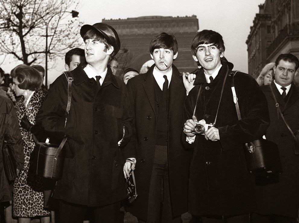interesting pictures of the 1964 beatlemania 50 years ago