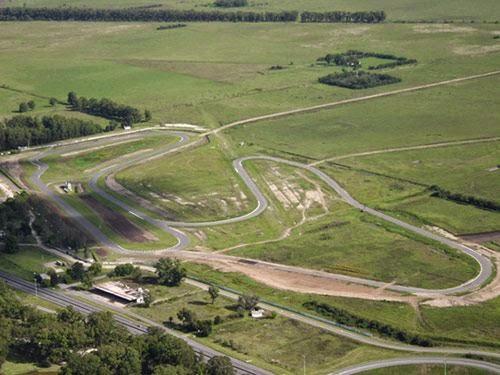 Circuito San Nicolas : De la formula metropolitana circuitos