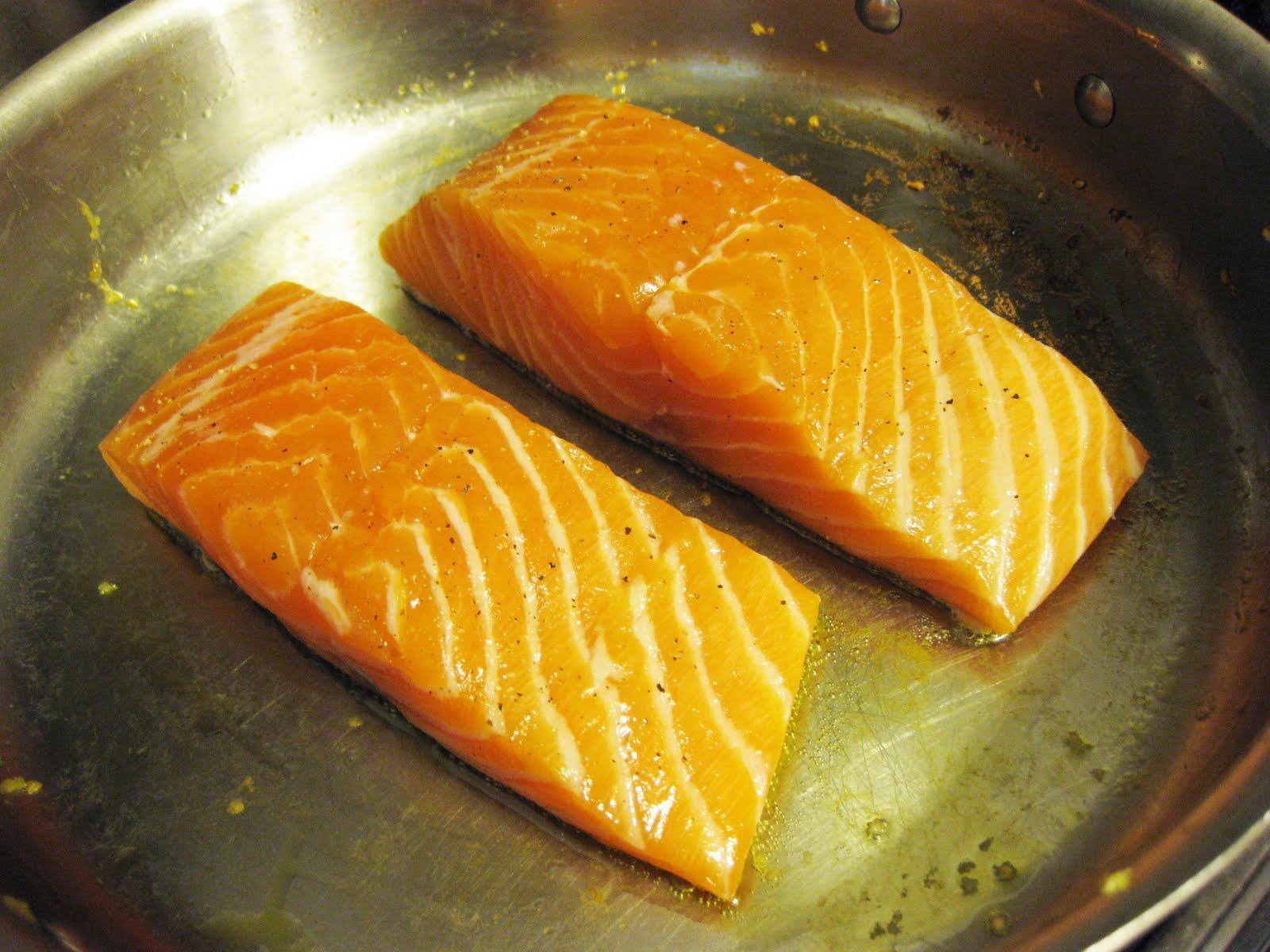 Bloatal Recall: Salmon with Dill-Pistachio Pistou