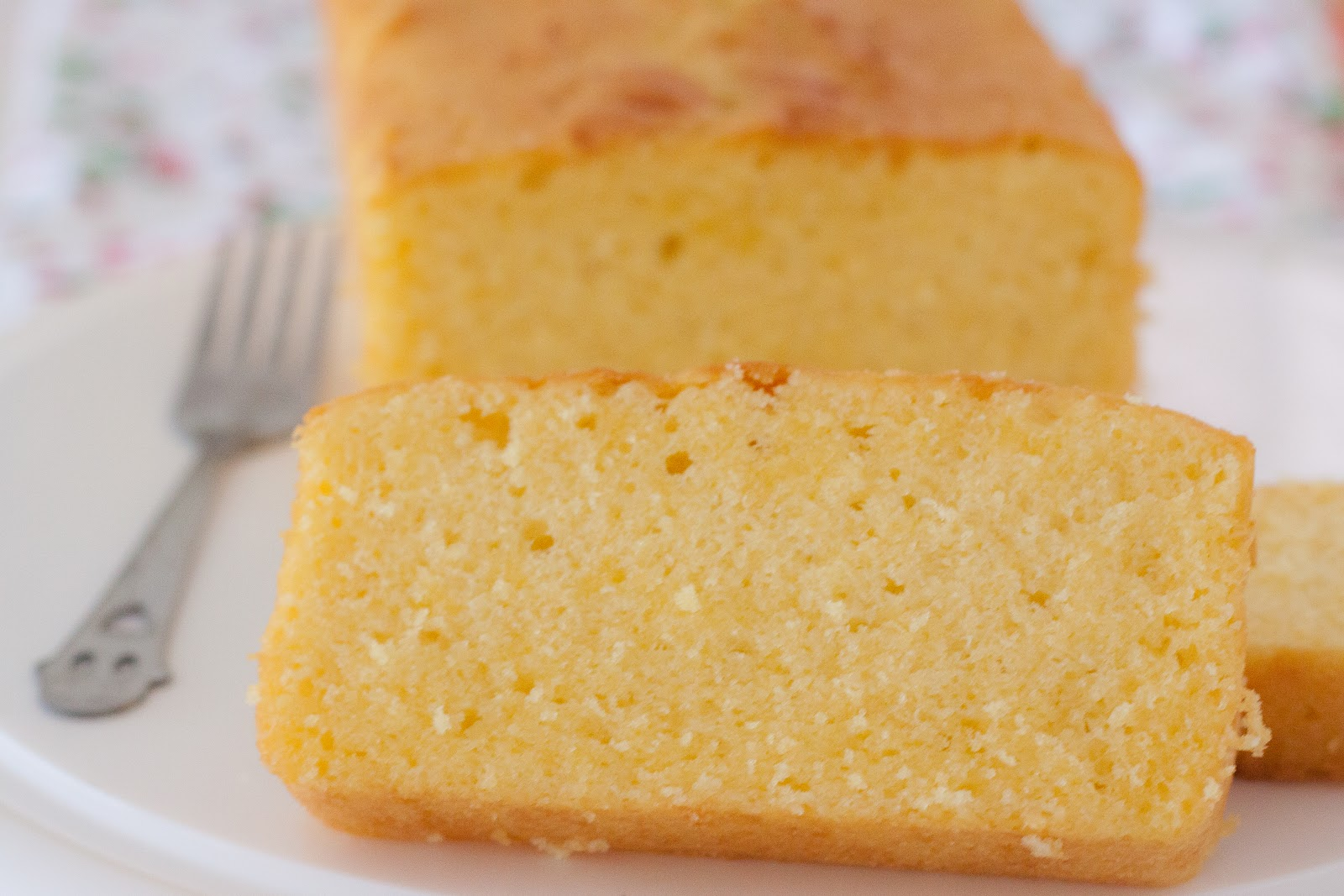 ... is Like a Long Journey: The Famous Mrs NgSK's Super Moist Butter Cake