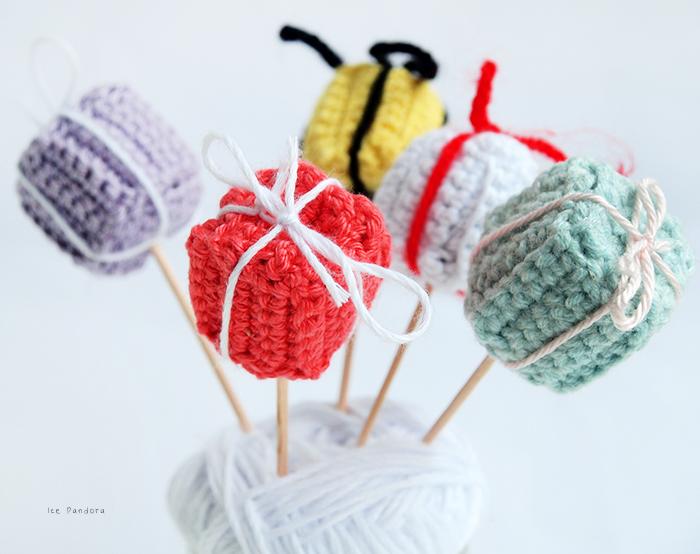 free crochet pattern amigurumi gift box