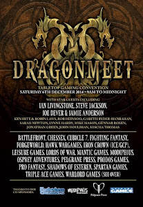 DRAGONMEET CONVENTION - SATURDAY 6th DECEMBER 2014