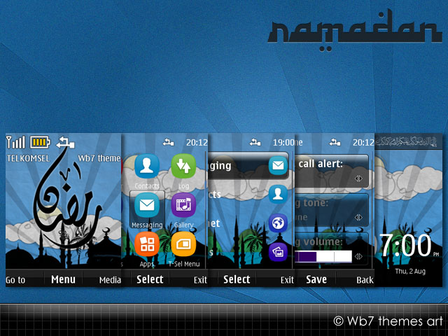 themes nokia 6303i ramadan themes for nokia 6303i classic i provide a ...