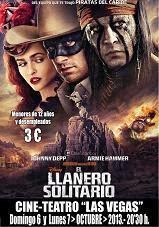 Cine: Llanero Solitario