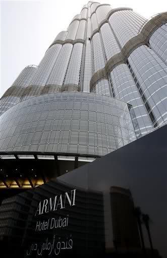 ارماني+ أفضل 10 فنادق في دبي