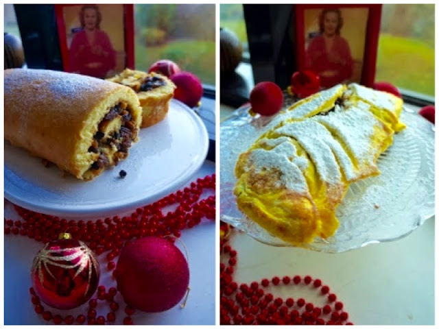 Fanny Cradock Coping with Christmas