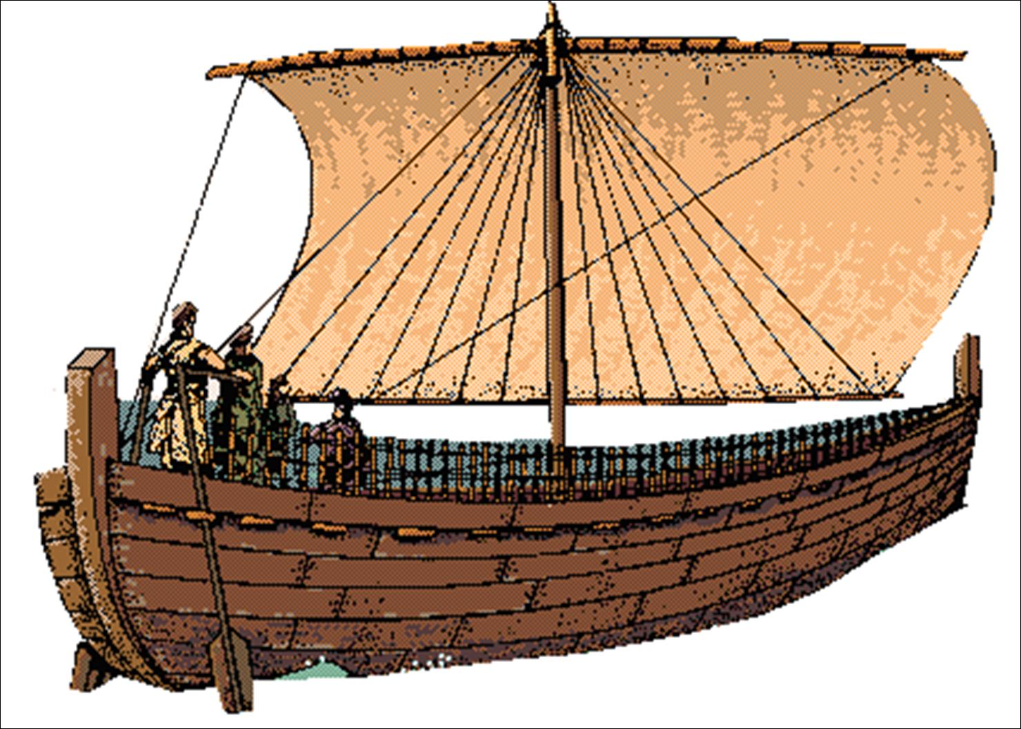 Sensory tour spain se ha avistado un barco fenicio de - Ceramica el mazarron ...
