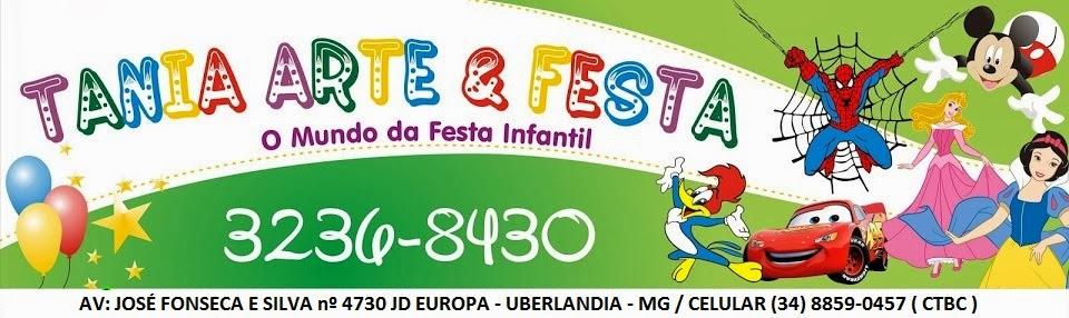 Tania Arte & Festa O MUNDO DA FESTA INFANTIL