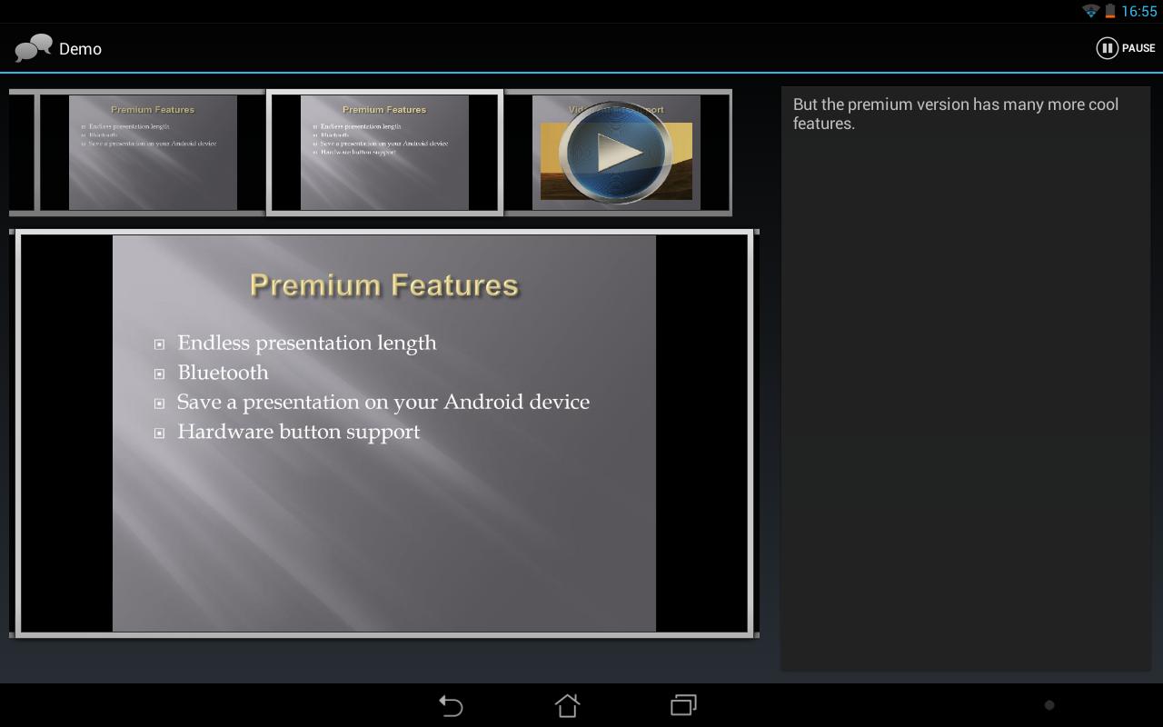 Cara Menggunakan Android Untuk Remote Presentasi Proyektor LCD