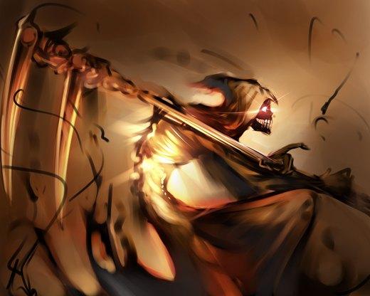 Prowling death... por moni158